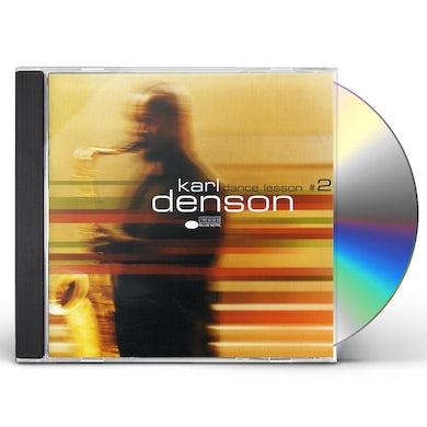 Karl Denson DANCE LESSON #2 CD
