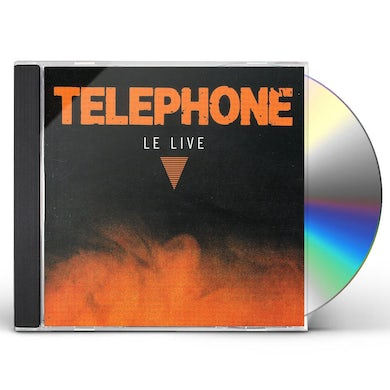 Telephone LE LIVE CD