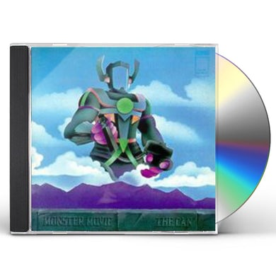 Can MONSTER MOVIE CD