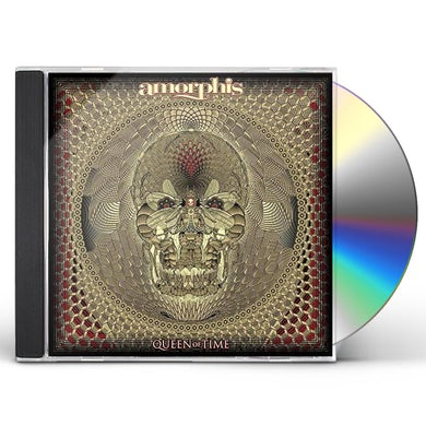Amorphis Queen Of Time CD