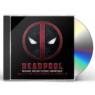 Tom Holkenborg DEADPOOL / Original Soundtrack CD