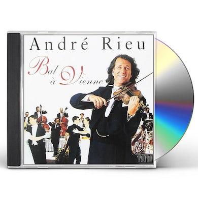 Andre Rieu VIENNA I LOVE CD