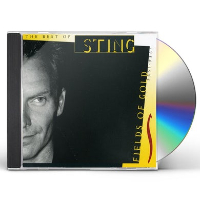 Sting FIELDS OF GOLD: BEST OF CD