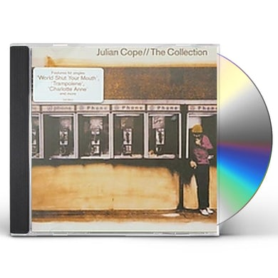Julian Cope COLLECTION CD