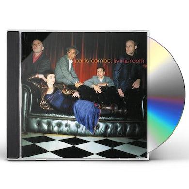 Paris Combo LIVING-ROOM CD