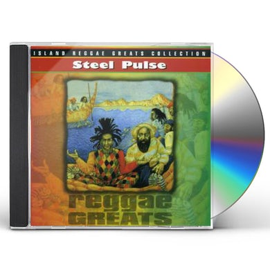 Steel Pulse REGGAE GREATS CD
