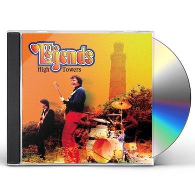Legends HIGH TOWERS CD