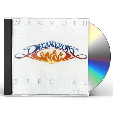 Decameron MAMMOTH SPECIAL PLUS CD