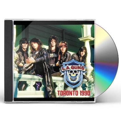LA Guns TORONTO 1990 CD