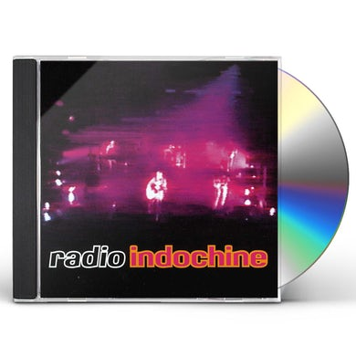 RADIO INDOCHINE CD