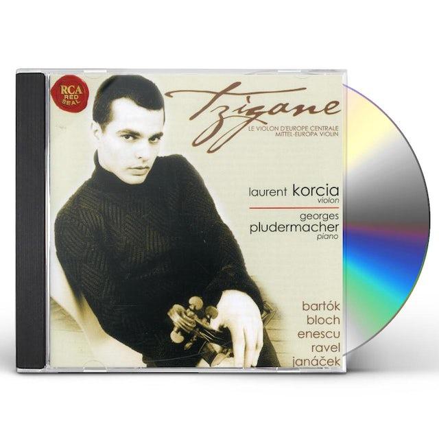 Laurent Korcia TZIGANE: MUSIQUE D' EUROPE CENTRAL CD