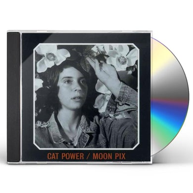 Cat Power MOON PIX CD