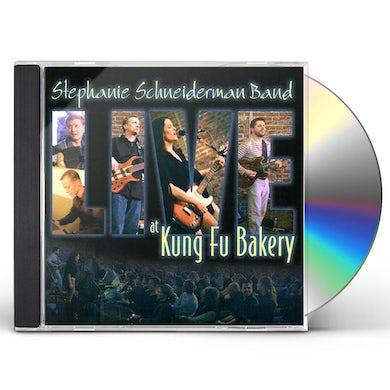 Stephanie Schneiderman LIVE AT KUNG FU BAKERY CD