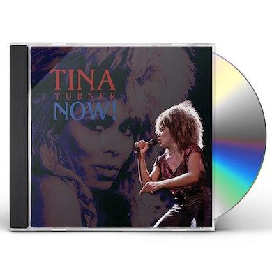 Tina Turner NOW CD
