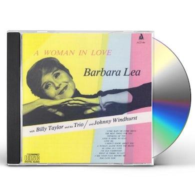 Barbara Lea WOMAN IN LOVE CD