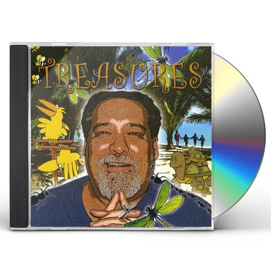 John Carter TREASURES CD