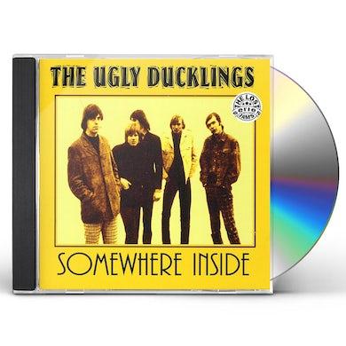 SOMEWHERE INSIDE CD