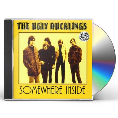 Ugly Ducklings SOMEWHERE INSIDE CD