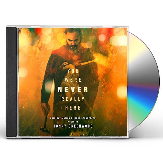 Jonny Greenwood YOU WERE NEVER REALLY HERE (ORIGINAL MOTION) CD