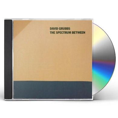 David Grubbs SPECTRUM BETWEEN CD