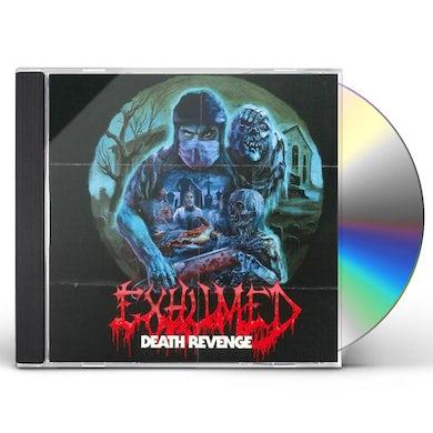 Exhumed DEATH REVENGE CD