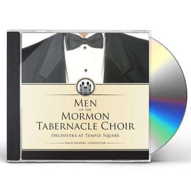 Mormon Tabernacle Choir MEN OF THE MORMON TABERNACLE: A JOYOUS SOUND CD
