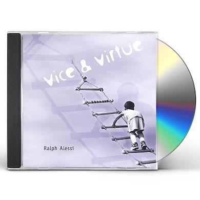 Ralph Alessi VICE & VIRTUE CD