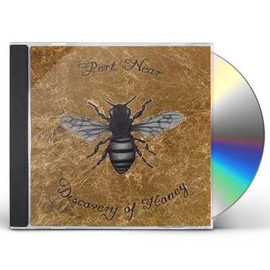 Pert Near Sandstone DISCOVERY OF HONEY CD