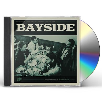 Bayside ACOUSTIC VOLUME 2 CD