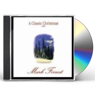 Mark Forrest CLASSIC CHRISTMAS CD