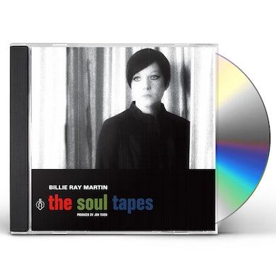 Billie Ray Martin SOUL TAPES CD