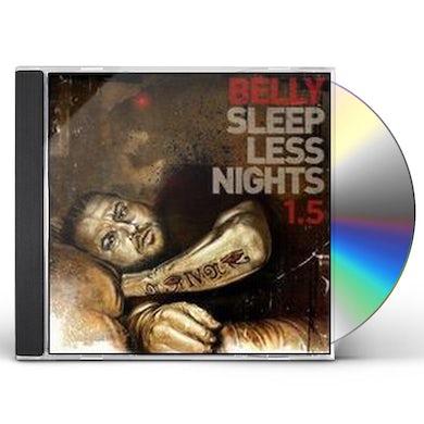 Belly SLEEPLESS NIGHTS 1.5 CD