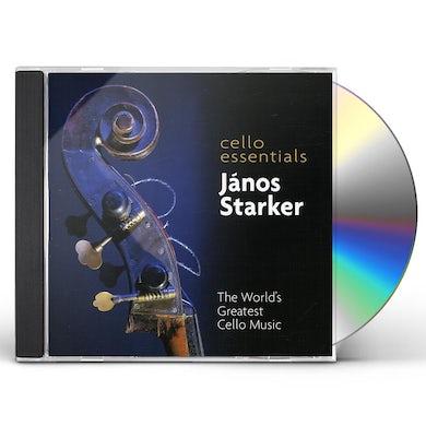 CELLO ESSENTIALS CD