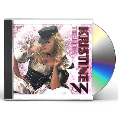 Kristine W BOSS CD
