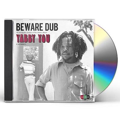 Yabby You BEWARE DUB CD