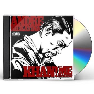 Andre Nickatina KHAN THE ME GENERATION CD