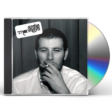 Arctic Monkeys WHATEVER PEOPLE SAY I AM THATS WHAT I AM NOT CD