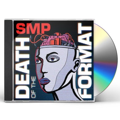 SMP DEATH OF THE FORMAT CD