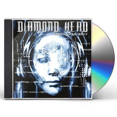 Diamond Head WHAT'S IN YOUR HEAD? CD