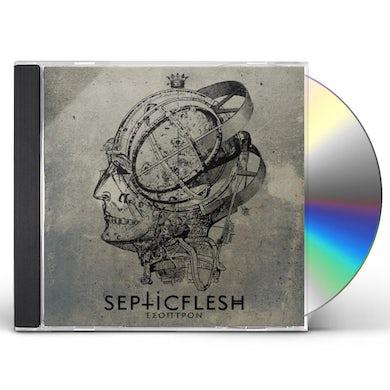 Septicflesh ESOPTRON CD