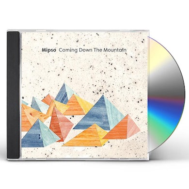 Mipso COMING DOWN THE MOUNTAIN CD