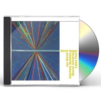 Darol Anger E-AND'A CD