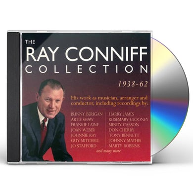 Ray Conniff Collection: 1938-1962 CD