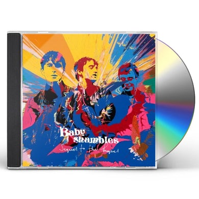 SEQUEL TO THE PREQUEL CD