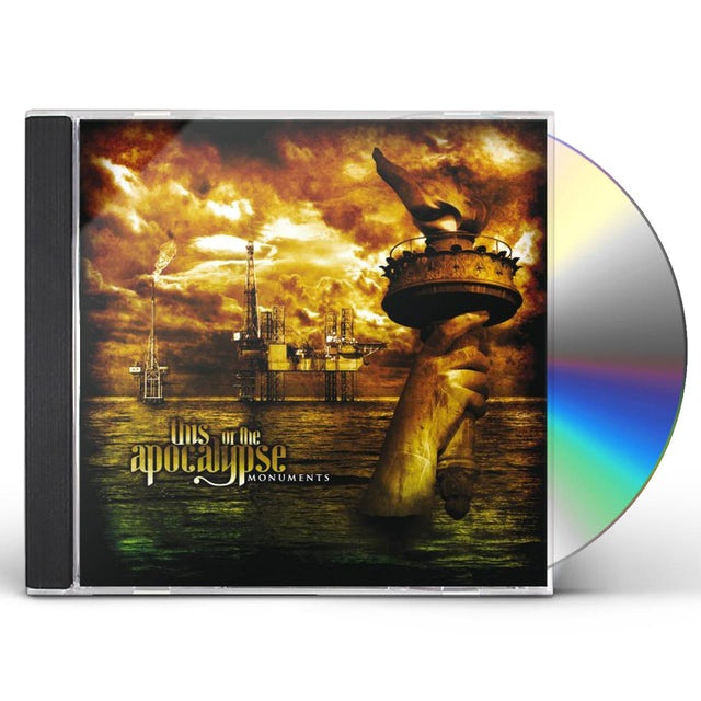 This or the Apocalypse MONUMENTS CD