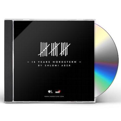 Shlomi Aber 15 YEARS NORDSTERN CD