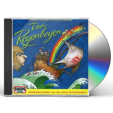 Reinhard Lakomy DER REGENBOGEN CD