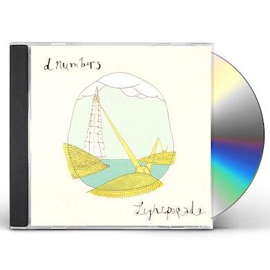 D Numbers LIGHTPARADE CD