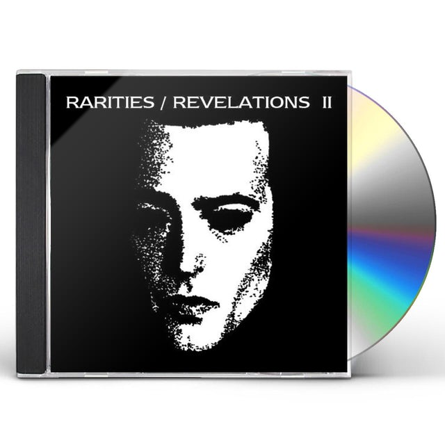 Saviour Machine RARITIES / REVELATIONS II CD