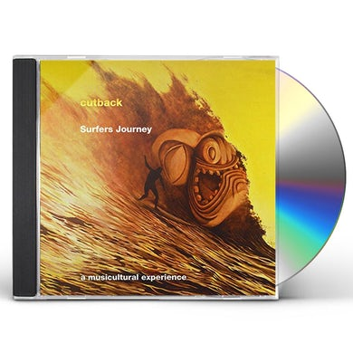 Cutback SURFERS JOURNEY CD